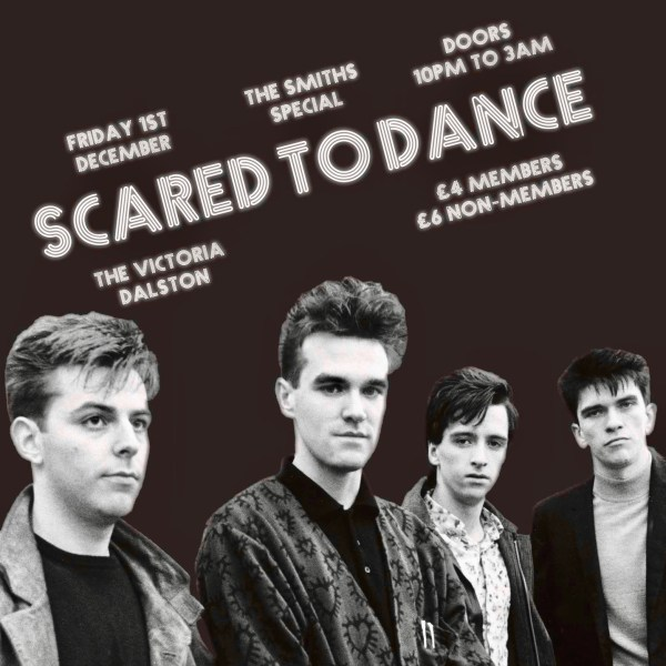 Scared To Dance: The Smiths special