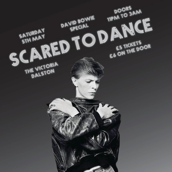 Scared To Dance – David Bowie Special