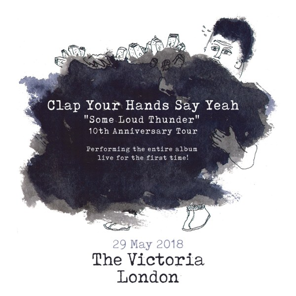 Live Nation presents Clap Your Hands Say Yeah