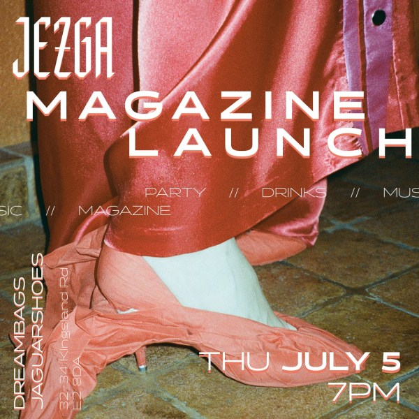 JEZGA Magazine Launch Party