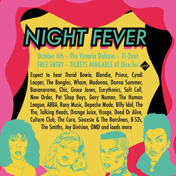 Viral Nights presents Night Fever