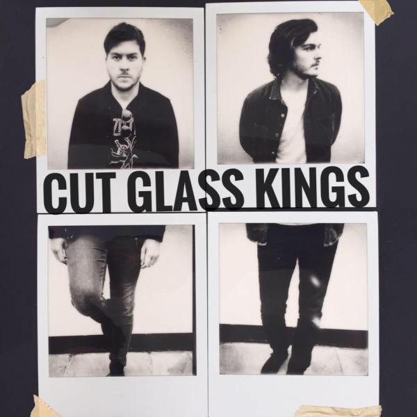 Egyptian Elbows Giveth: Cut Glass Kings + guests The Vouchers