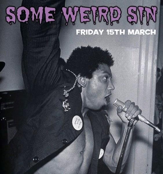 Some Weird Sin #64 – Ricky C Quartet / High-Vis / Trash Culture