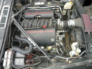 XJ6C Project CarChevy LS1 Conversion
