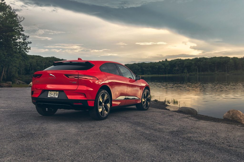 With the Jaguar I-Pace, electric SUVs are off to a great start