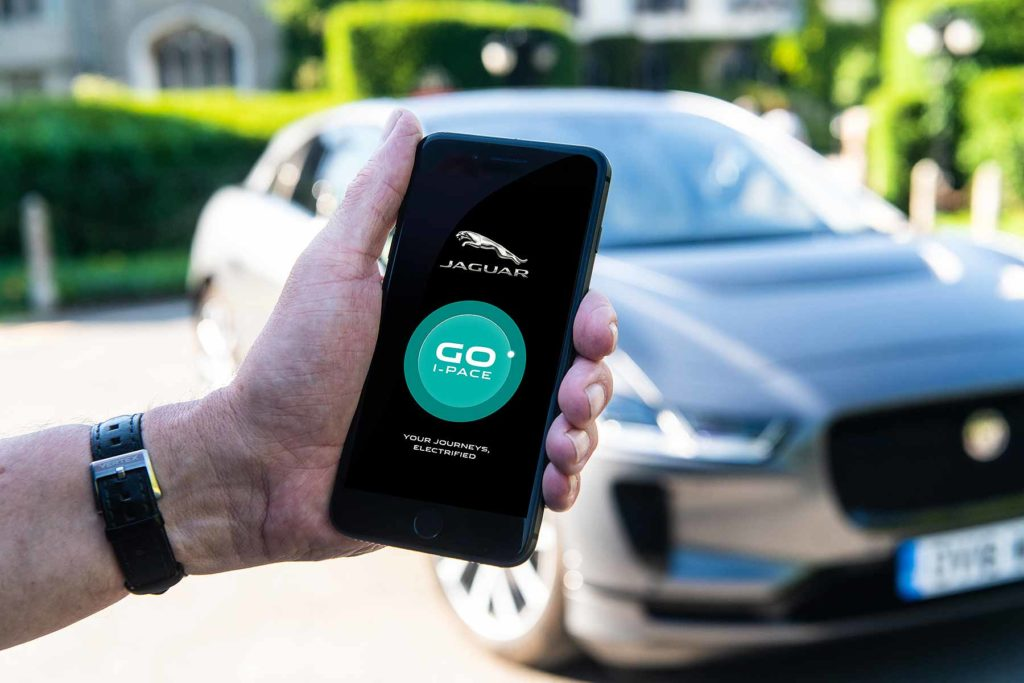 Not sure if a Jaguar I-Pace EV is for you? There's an app for that