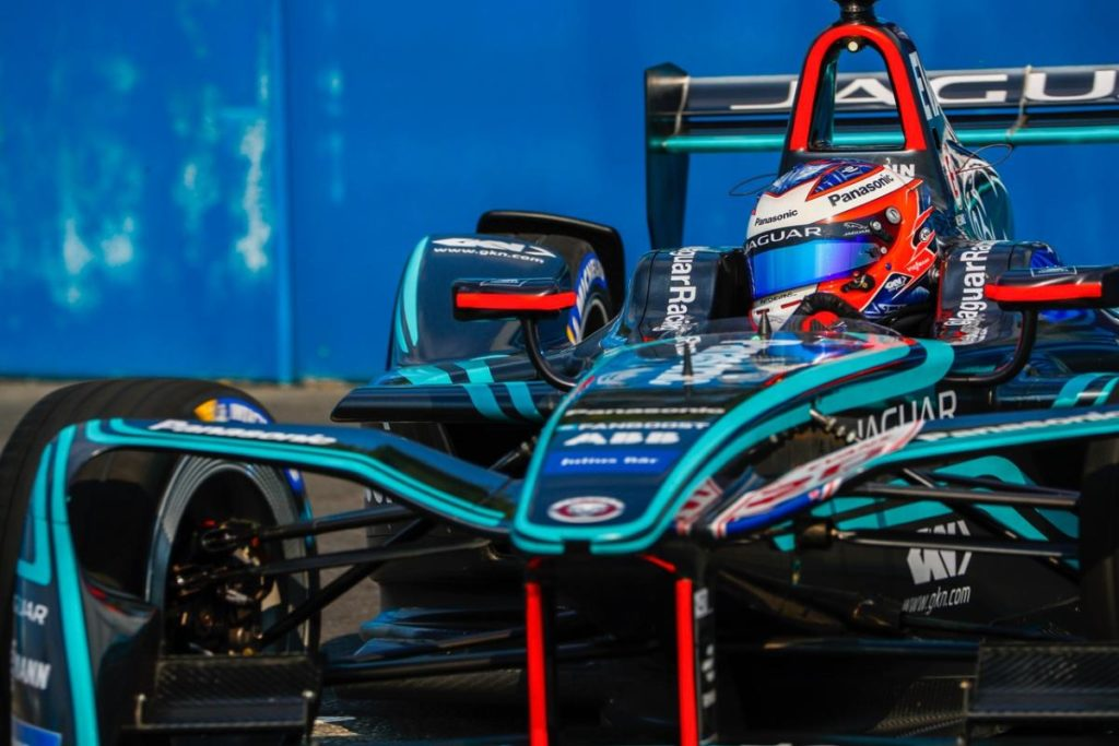 Jaguar Formula E leads Shelsley Walsh's 113th birthday