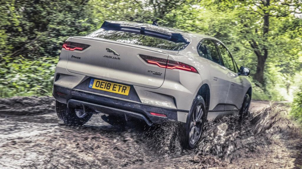 Top Gear&#8217&#x3B;s big Jaguar I-PACE test part two: Will it off-road?