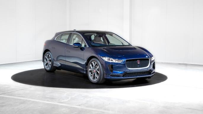 Prince Charles bags a GBP 60,000 electric Jaguar I-PACE