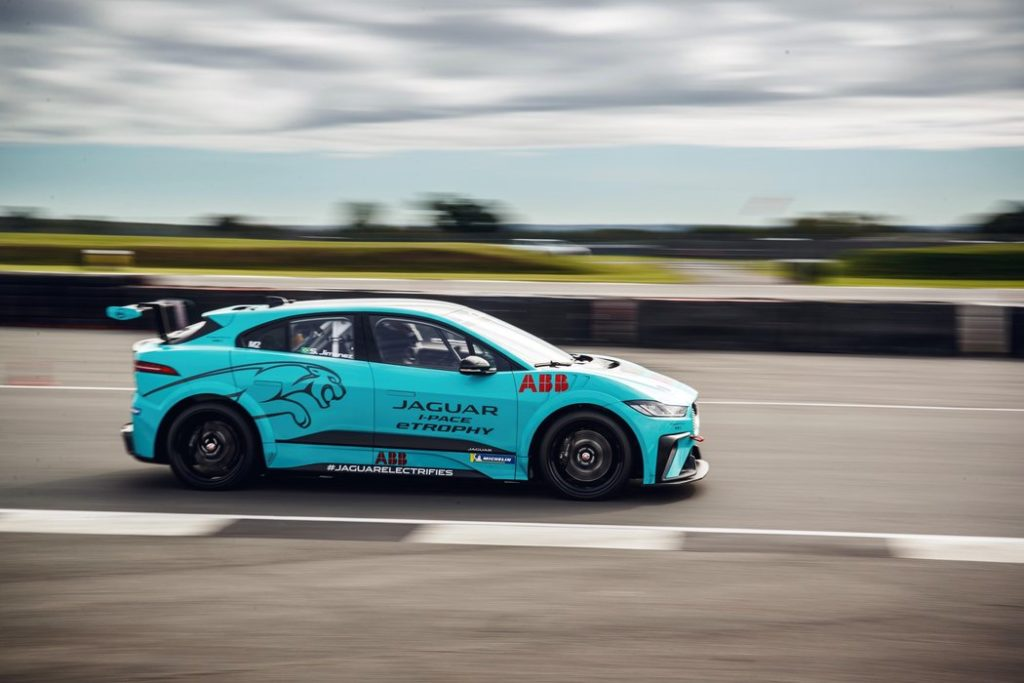The world&#8217&#x3B;s first all-electric production car race series is about to begin