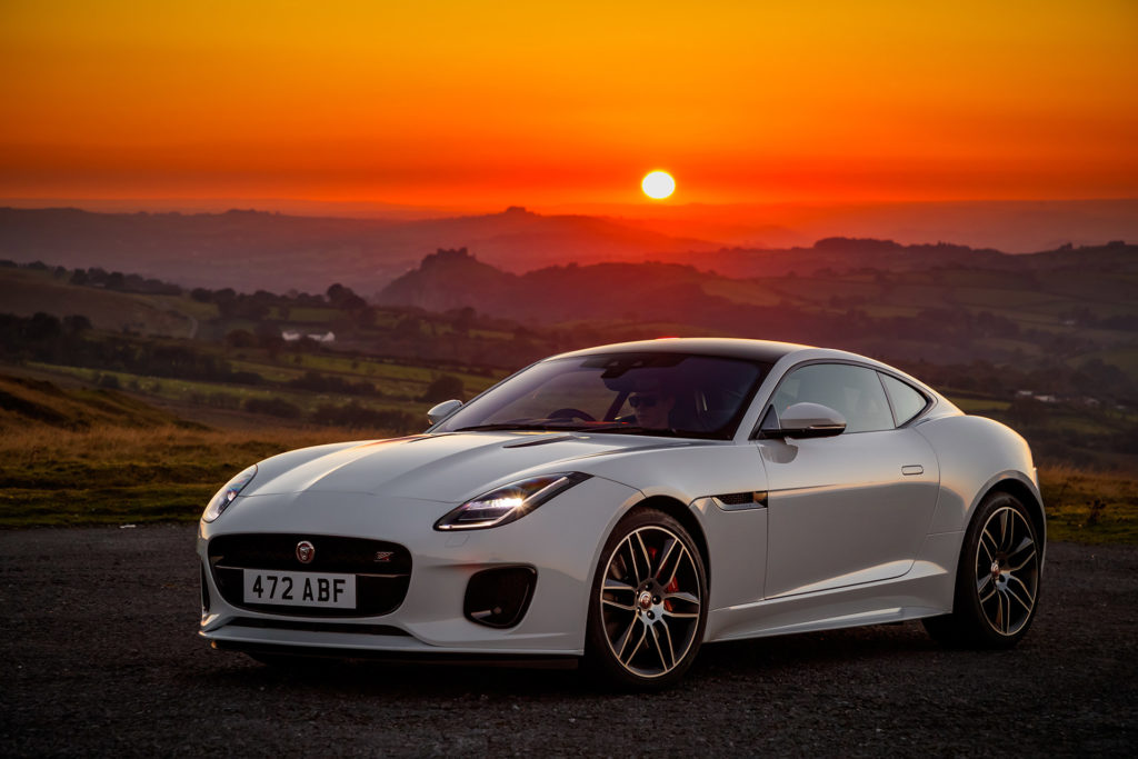 Chequered Flag F-TYPE marks 70 years of Jaguar sportscars