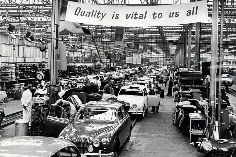Jaguar: Coventry car makers that&#8217&#x3B;s still going
