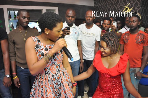 Chidinma - Remy Martin At The Club September IV