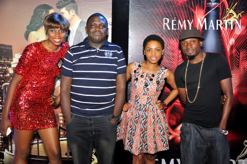 Ill Bliss, Chidinma & Tha Suspect - Remy Martin At The Club September
