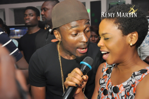 Tha Suspect & Chidinma - Remy Martin At The Club September