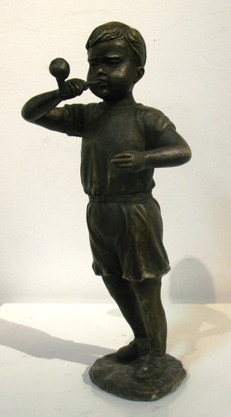 Db Bronze Small Bubble Boy From Blog