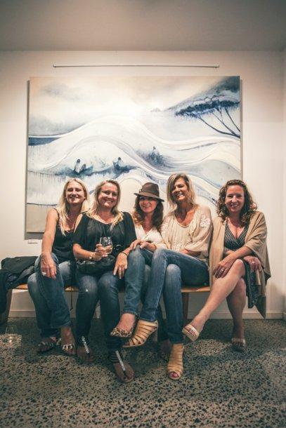 Ocean_art_opening_margaret-river_australia_furniture_gallery-5Marri_Timber-jarrah_timber