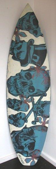Front: Skulls