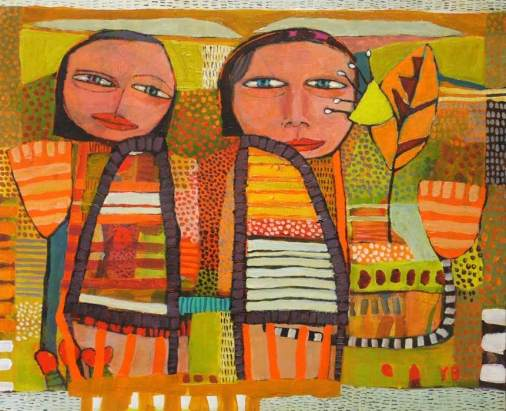 Sisters - SOLD