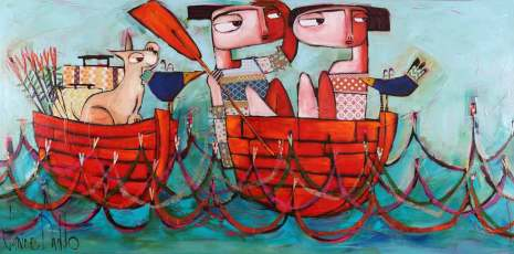 A Voyage Of Love - SOLD