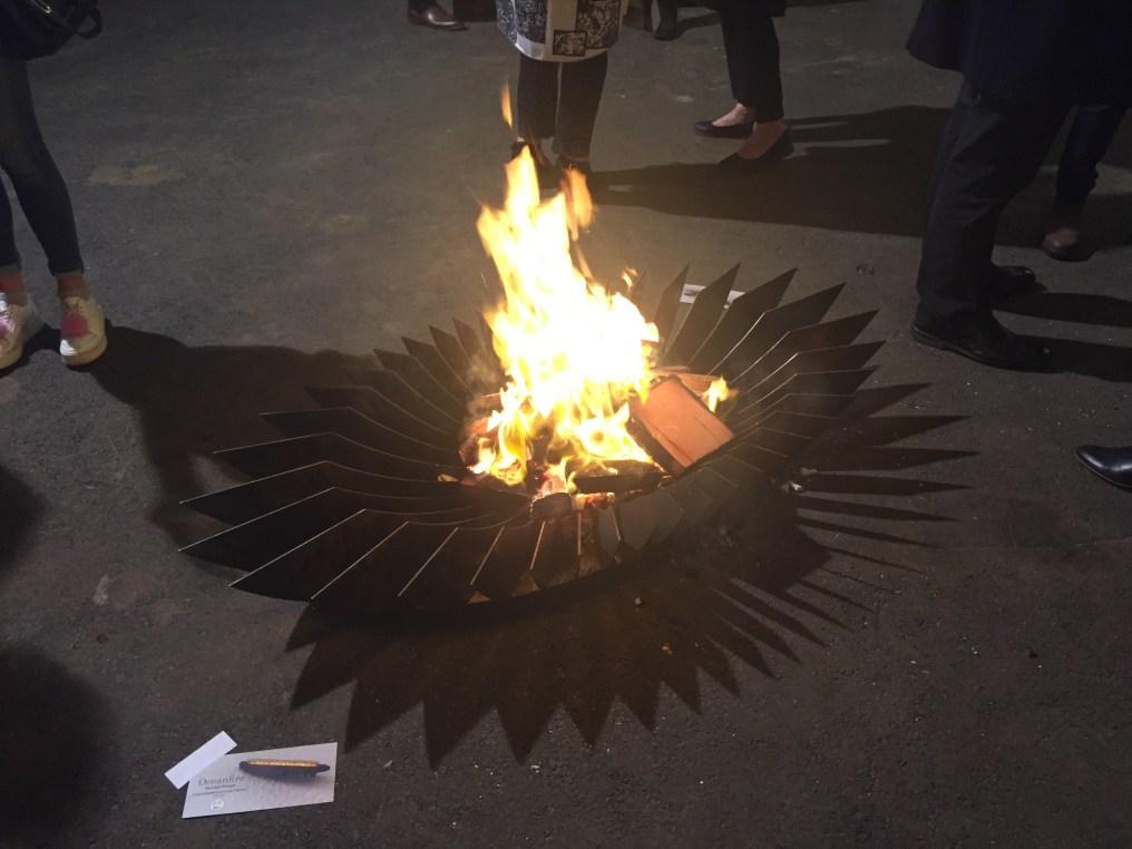 cabin fever georgia morgan elipse fire pit