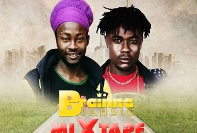 Out Now! Brainna Jahisg - Mixtape (mixed by DJ gully God)