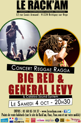 [91] - BIG RED & GENERAL LEVY