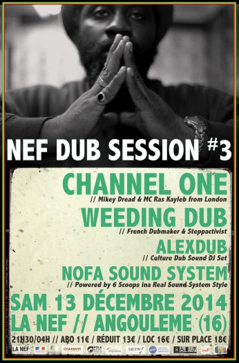 [16] - NEF DUB SESSION #3