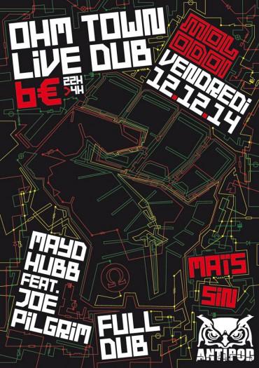 [67] - SOIREE OHM TOWN - MAYD HUBB feat. JOE PILGRIM