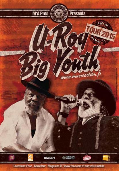 [95] - BIG YOUTH + U-ROY
