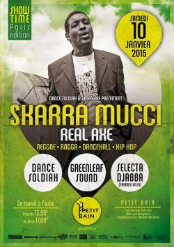 [75] - SKARRA MUCCI + REAL AXE + DANCE SOLDIAH + GREENLEAF + SELECTA DJABBA (SHADOW KILLA)