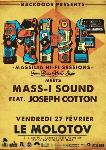 [13] - MASS-I SOUND feat. JOSEPH COTTON
