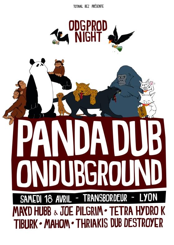 [69] - PANDA DUB & ONDUBGROUND