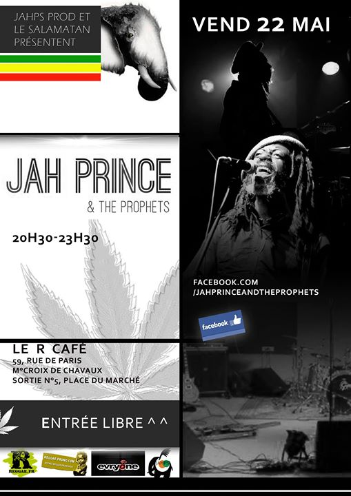 [93] - JAH PRINCE & THE PROPHETS