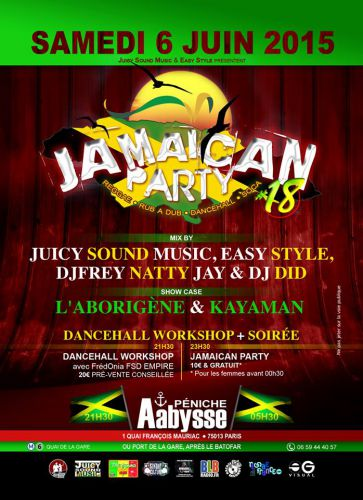 [75] - JAMAICAN PARTY #18