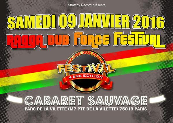 [75] - RAGGA DUB FORCE FESTIVAL #4