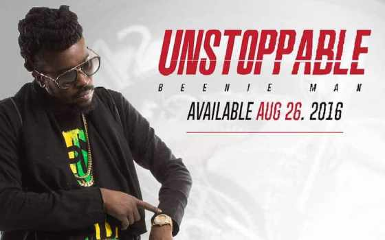 beenie mans unstoppable flyer