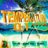 temperature 0 1 riddim