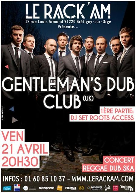 [91] - GENTLEMAN'S DUB CLUB