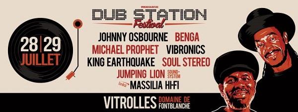 [13] - DUB STATION FESTIVAL 2017 - BENGA + SOUL STEREO feat. JOHNNY OSBOURNE + MASSILIA HIFI meets JUMPING LION SOUNDSYSTEM