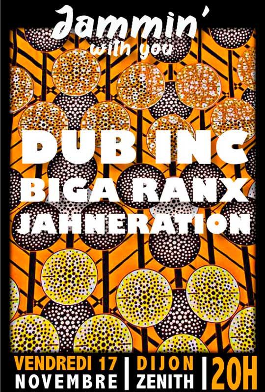 [21] - DUB INC + BIGA*RANX + JAHNERATION - JAMMIN' WITH YOU