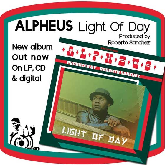 Alpheus - Light Of The Day
