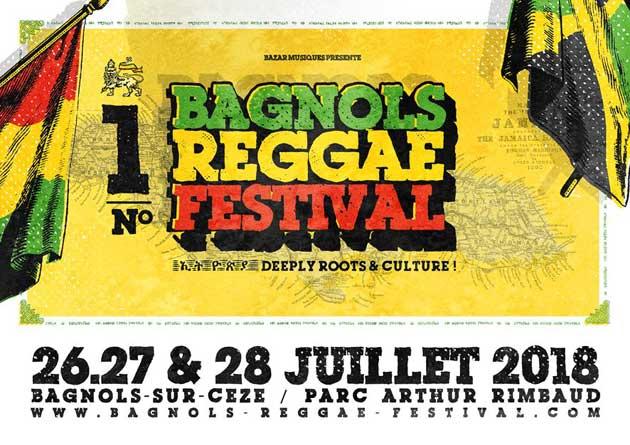 [30] - BAGNOLS REGGAE FESTIVAL - DEZARIE + KEN BOOTHE + JAH9 + SKARRA MUCI & DUB AKOM + JAH SHAKA + ZION GATE feat. RAS MAC BEAN + BLACKBOARD JUNGLE