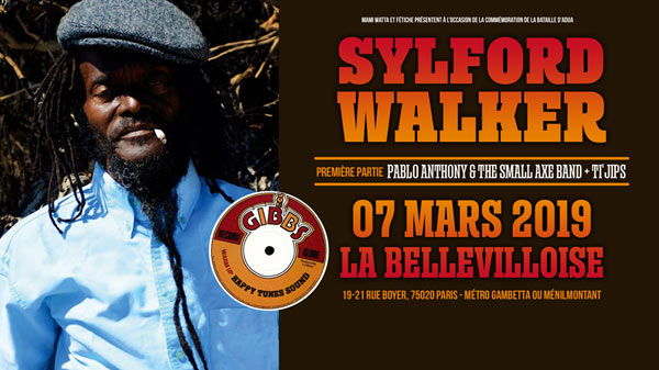 [75] - SYLFORD WALKER + PABLO ANTHONY + T'JIPS