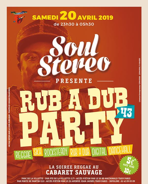 [75] - RUB A DUB PARTY #43