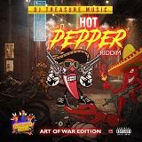 hot pepper riddim art of war edition