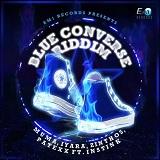 blue converse riddim