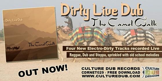 Dirty Live Dub - The Camel Walk
