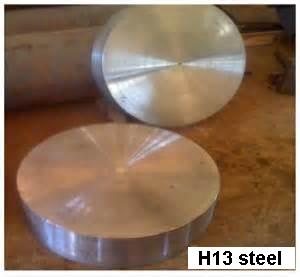 H13 steel composition