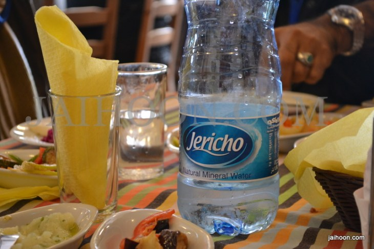 Lunch at Jericho